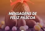 Mensagens de feliz páscoa