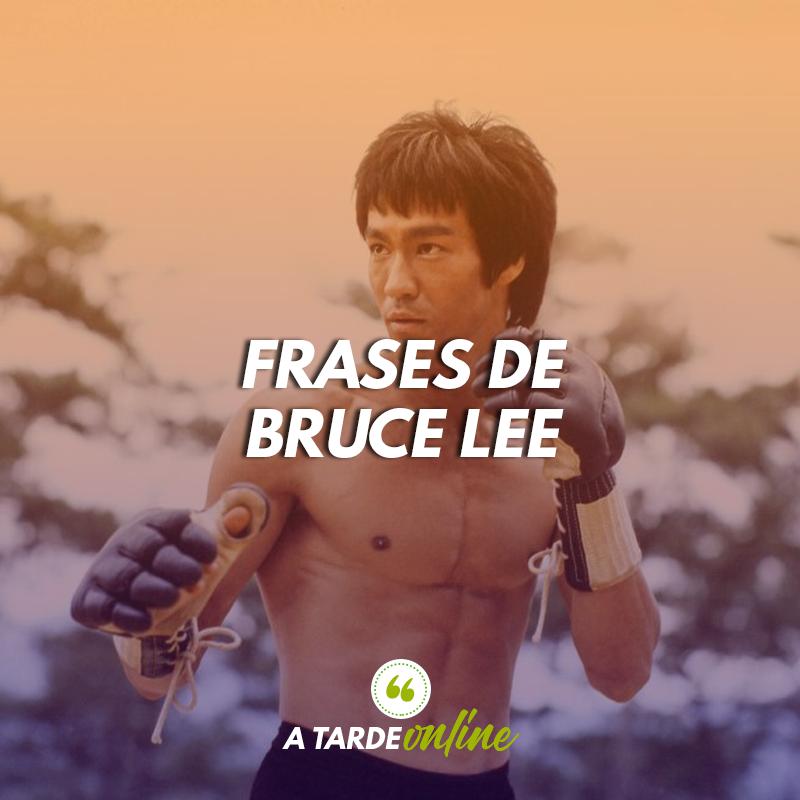 Frases de Bruce Lee
