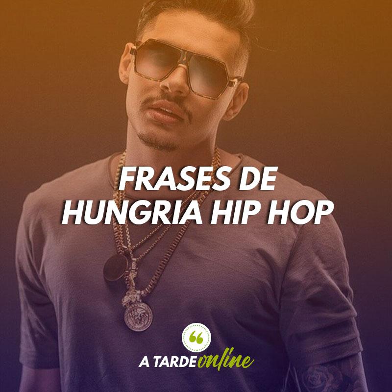 Frases do Hungria Hip Hop