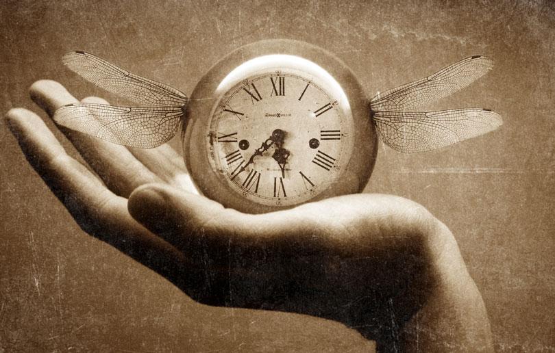 Frases sobre o tempo